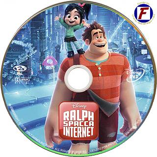ralph spacca internet dvd  Ralph spacca internet